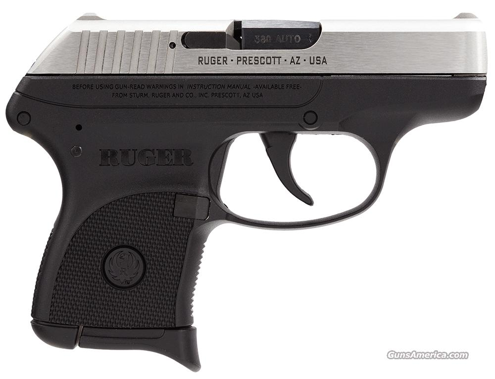 LCP .380 ACP STAINLESS  REDUCED  Guns > Pistols > Ruger Semi-Auto Pistols > LCP