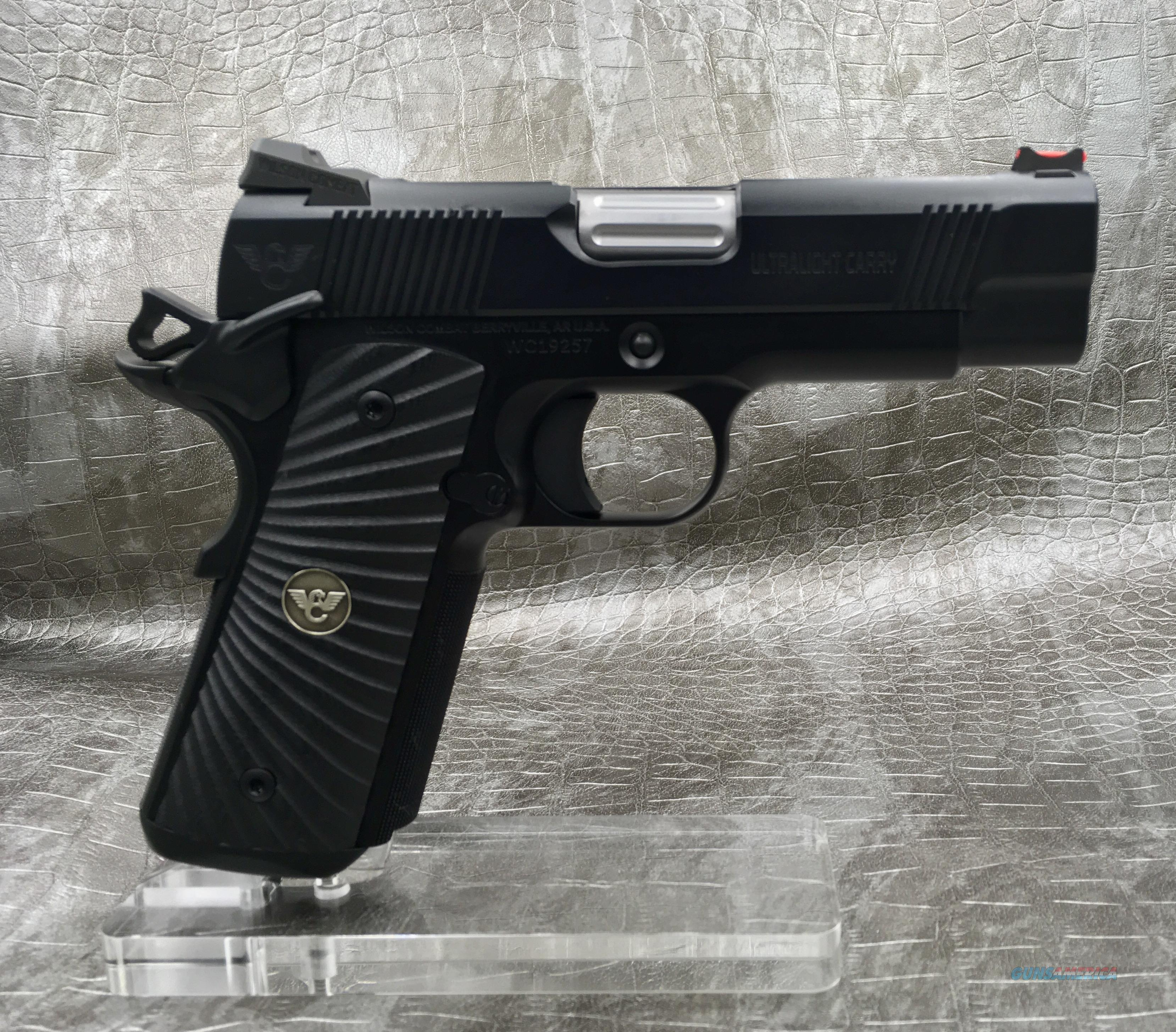 Ultralight Carry Professional .45  Guns > Pistols > Wilson Combat Pistols