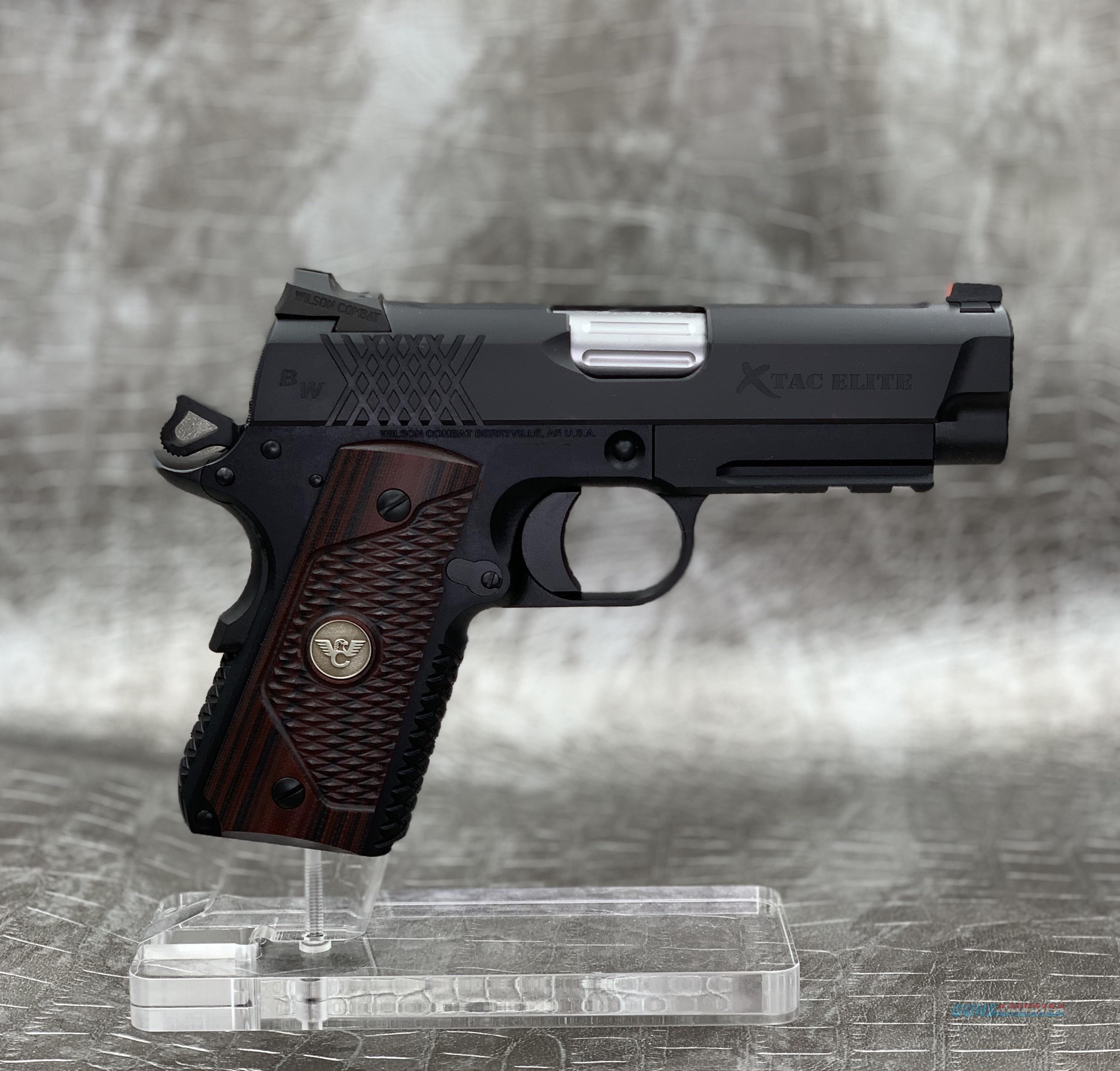 Wilson Combat Bill Wilson Carry Pistol II .45acp  Guns > Pistols > Wilson Combat Pistols