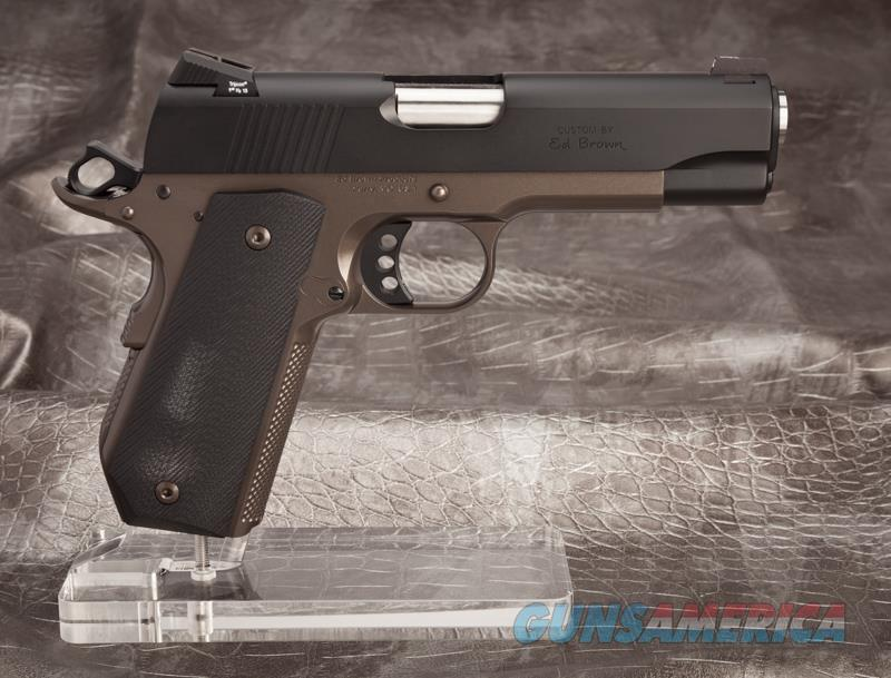 Ed Brown Products Special Forces Carry  Guns > Pistols > Ed Brown Pistols