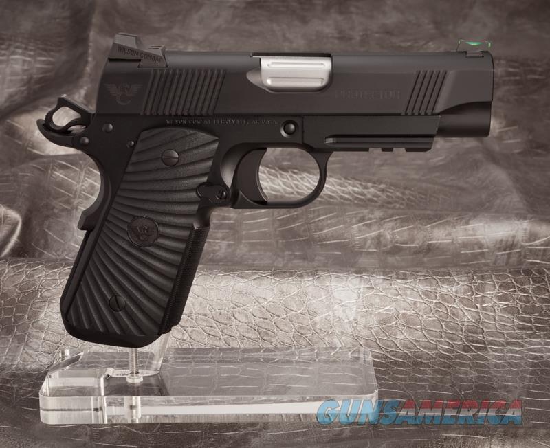"""Wilson Combat 1911 Protector II 4""""  Guns > Pistols > Wilson Combat Pistols"""