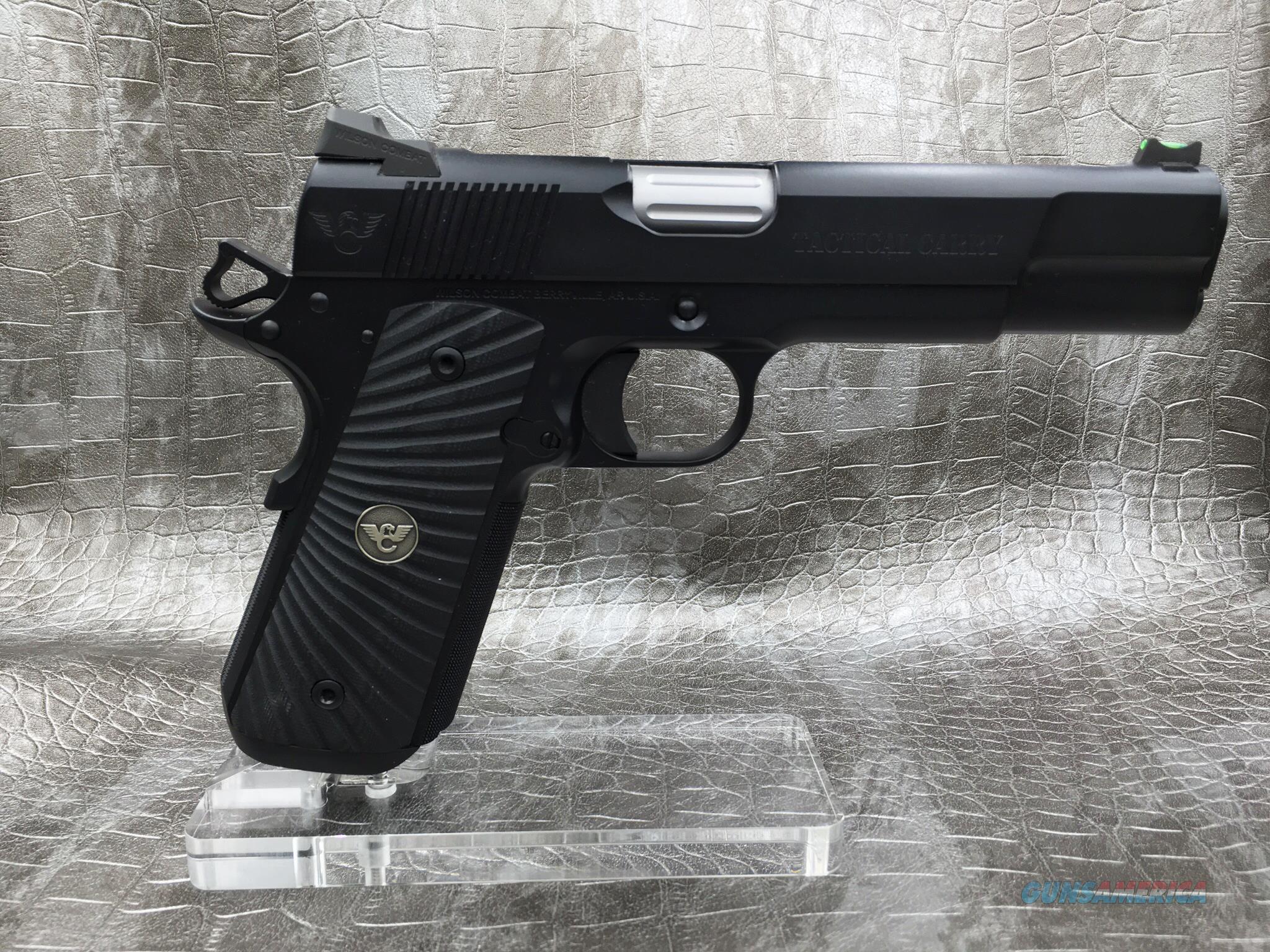 """Wilson Combat Tactical Carry 5""""  Guns > Pistols > Wilson Combat Pistols"""