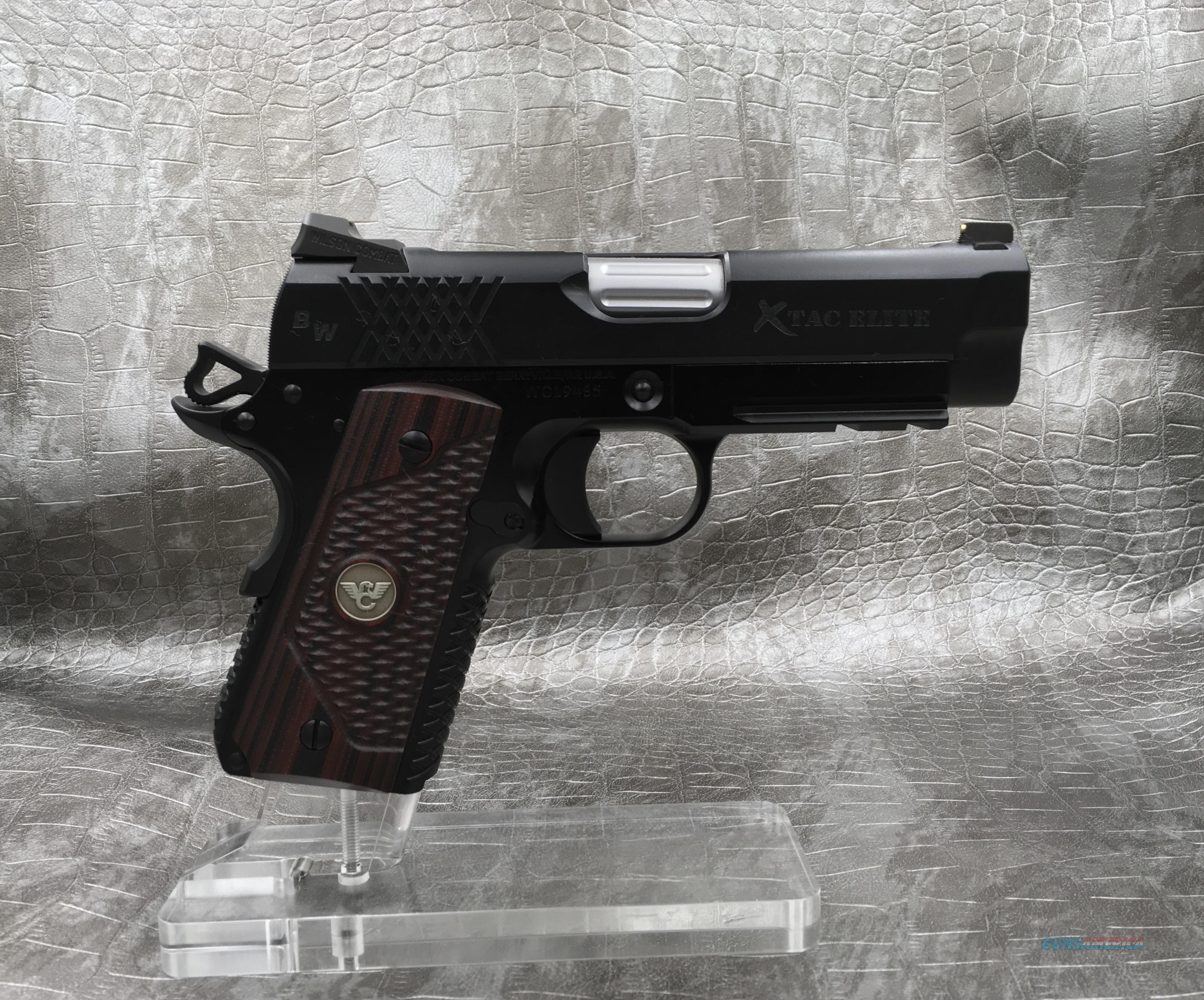 Bill Wilson Carry Pistol II 9MM  Guns > Pistols > Wilson Combat Pistols