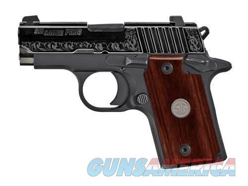 "SIG SAUER P238 ROSEWOOD 2.7"" NITRON-MASSACHUSETTS 238M380RG  Guns > Pistols > Sig - Sauer/Sigarms Pistols > P238"