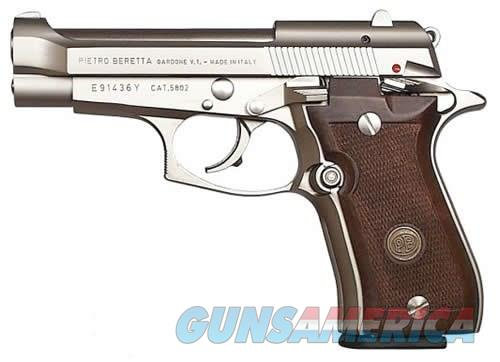 Beretta 84 Cheetah 380 ACP J84F212  Guns > Pistols > Beretta Pistols > Cheetah Series > Model 84