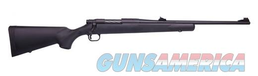"MOSSBERG 100ATR2 7MM08 BL/SY 22"" * 7mm-08  Guns > Rifles > Mossberg Rifles > 100 ATR"