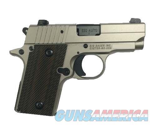 SIG SAUER P238-380-NI  Guns > Pistols > Sig - Sauer/Sigarms Pistols > P238
