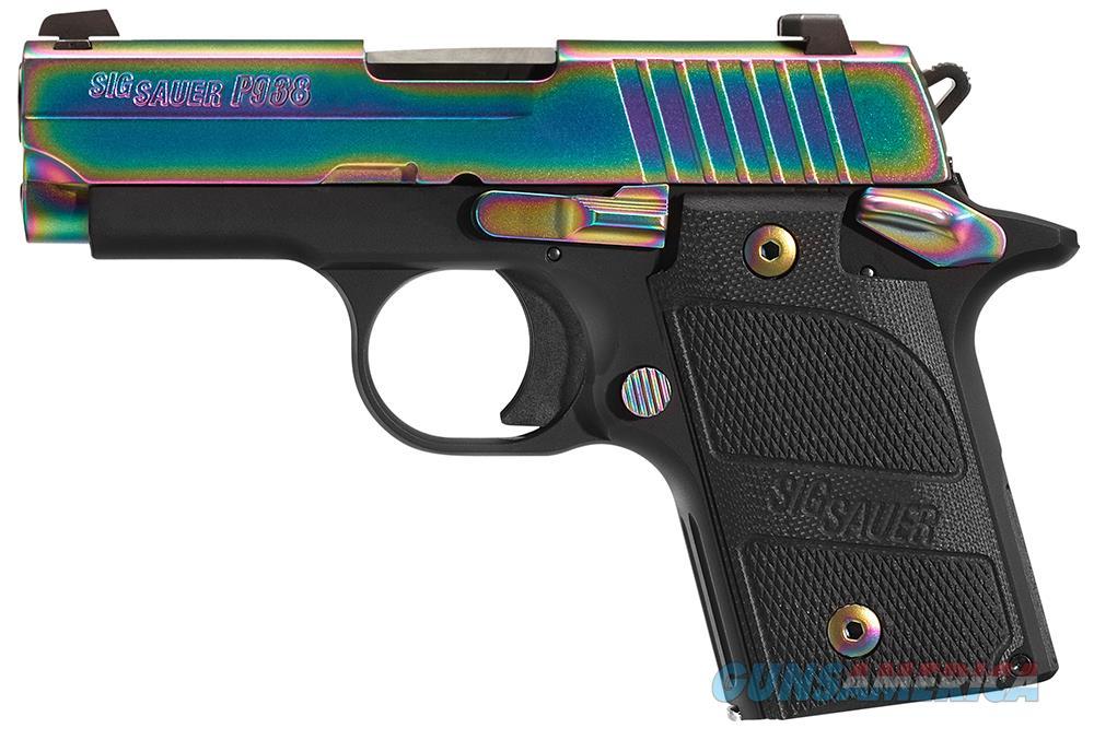 SIG SAUER P938 EDGE AMBI  Guns > Pistols > Sig - Sauer/Sigarms Pistols > P938