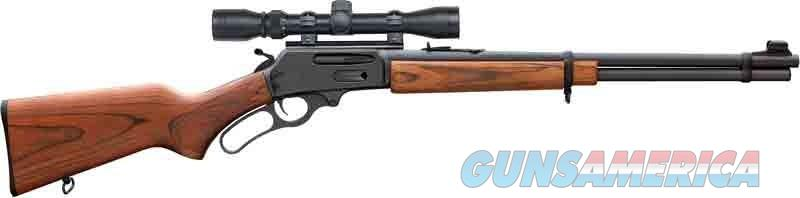 "MARLIN 336WWS .30-30 WIN. 20"" BLUED HARDWOOD W/3-9X32 SCOPE  Guns > Rifles > Marlin Rifles > Modern > Lever Action"