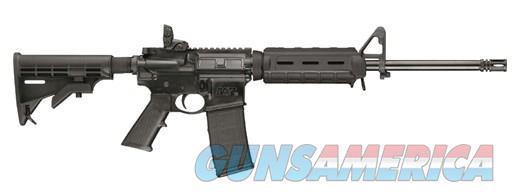 "SMITH & WESSON M&P15 SPORT II M-LOK 5.56 16""  Guns > Rifles > Smith & Wesson Rifles > M&P"