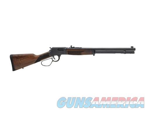 HENRY BIG BOY STEEL 357MAG LG LOOP ROUND BARREL | LARGE LOOP  Guns > Rifles > Henry Rifle Company