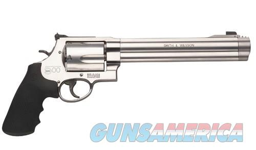 Smith and Wesson 500 500 S&W Magnum 163500  Guns > Pistols > Smith & Wesson Revolvers > Full Frame Revolver