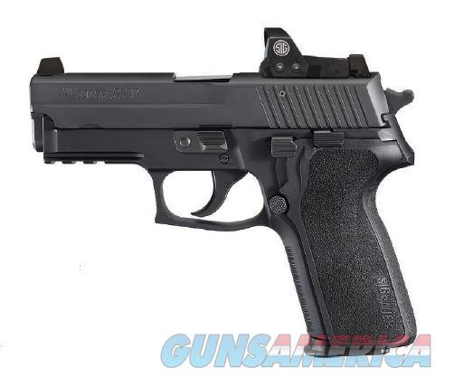 SIG SAUER P229 RX 9MM SLITE ROMEO1 15+1 E29R-9-BSS-RX NITRON TWO MAGS  Guns > Pistols > Sig - Sauer/Sigarms Pistols > P229