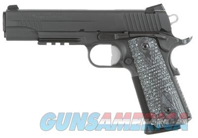 SIG SAUER 1911 45ACP EXTREME BLACK GRAY  Guns > Pistols > Sig - Sauer/Sigarms Pistols > 1911
