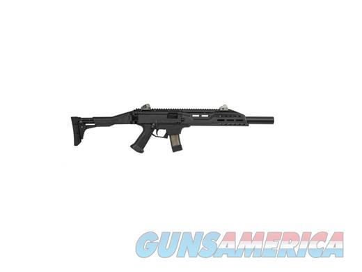 CZ 08507 SCORPION CARB 9MM 20+1 SUPP INCLUDES FAUX SUPPRESSOR  Guns > Rifles > CZ Rifles