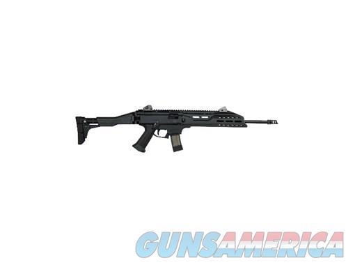 "CZ SCORPION CARB 9MM BLK 16"" 20+1  Guns > Rifles > CZ Rifles"