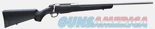 "TIKKA T3X LITE 7MM-08 SS 22"" BLACK SYNTHETIC STOCK  Guns > Rifles > Tikka Rifles > T3"