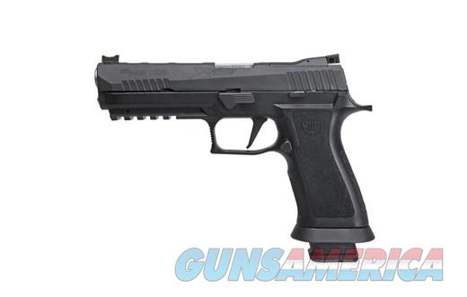 SIG SAUER P320 X-FIVE 9MM NIT 21+1 AS # 320X5-9-BAS | (4) 21RD. MAGS  Guns > Pistols > Sig - Sauer/Sigarms Pistols > P320
