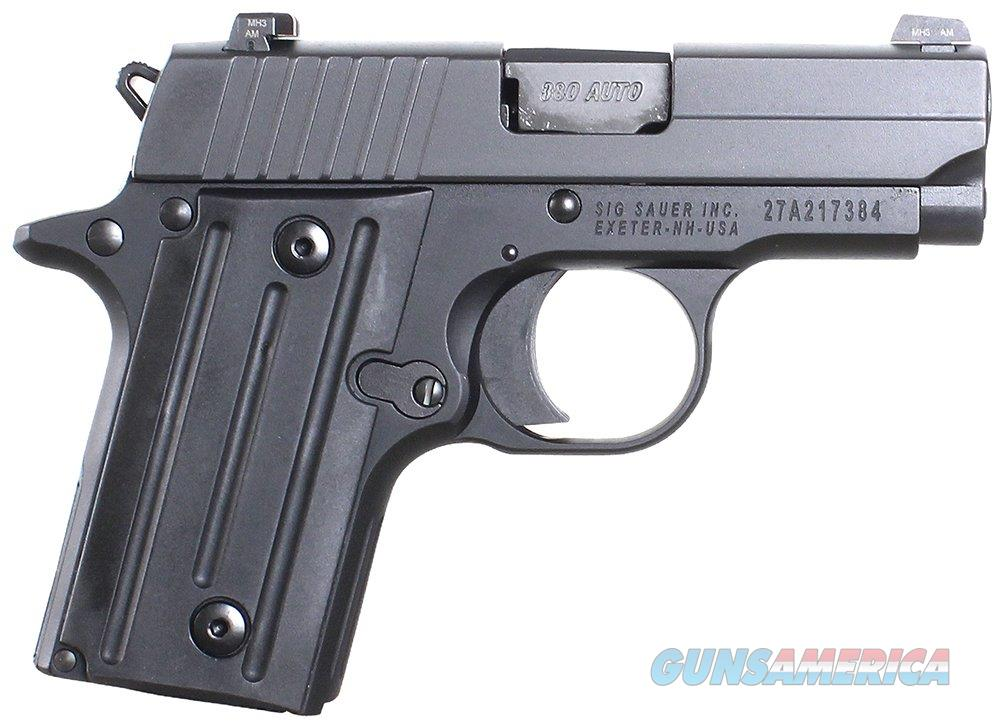 SIG SAUER P238M-380-BSS  Guns > Pistols > Sig - Sauer/Sigarms Pistols > P238