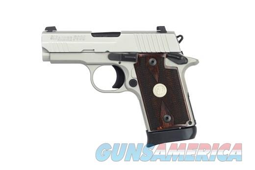 SIG SAUER P938 ASE 9MM SS/WOOD +1 NS  Guns > Pistols > Sig - Sauer/Sigarms Pistols > P938