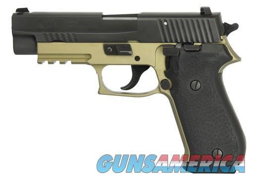SIG SAUER P220 R 45ACP DESERT BLACK 8+1* 220PR-45-DB  Guns > Pistols > Sig - Sauer/Sigarms Pistols > P220