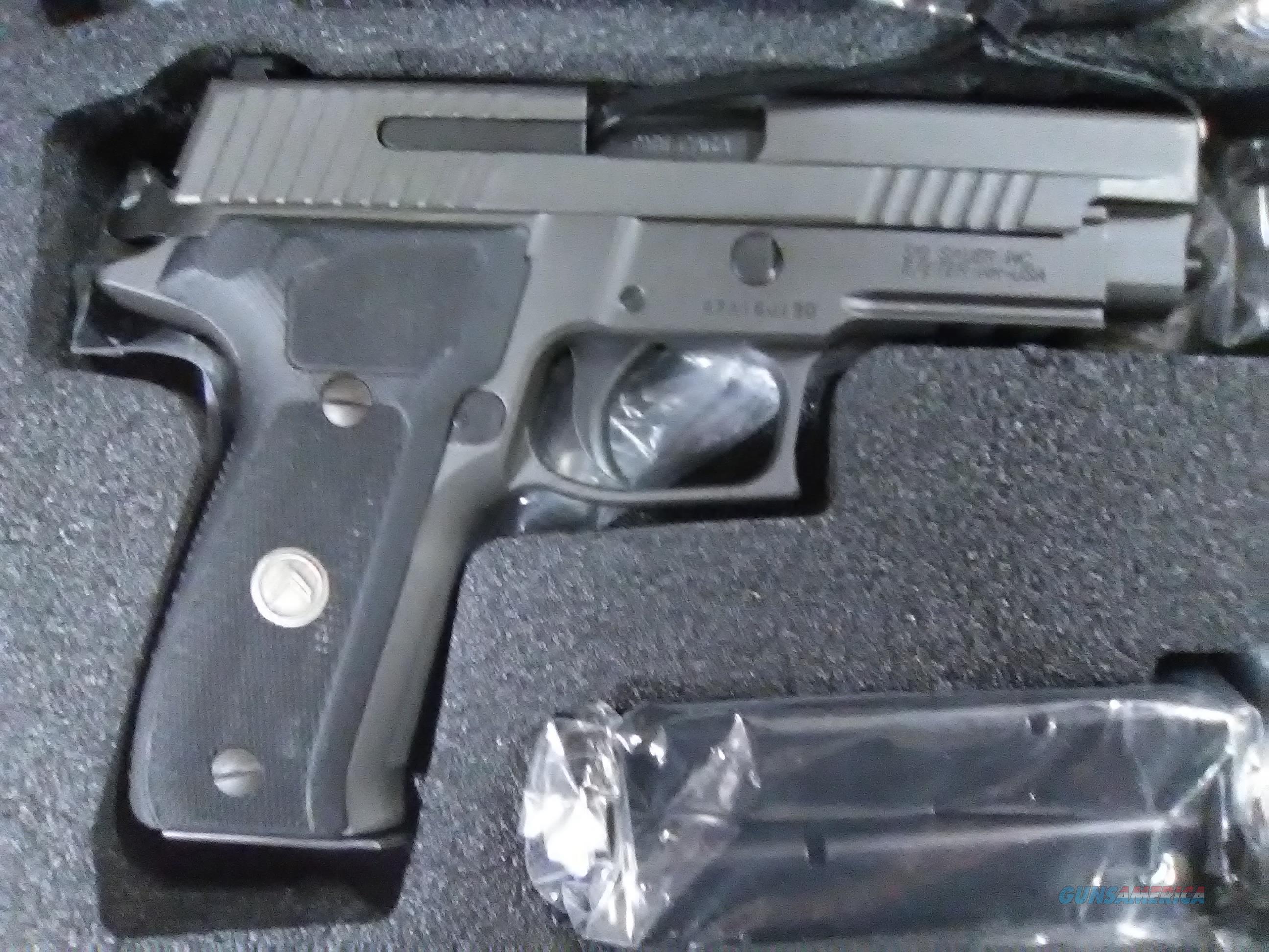 SIG SAUER P226 LEGION 9MM 15+1 DA/SA E26R-9-LEGION  Guns > Pistols > Sig - Sauer/Sigarms Pistols > P226