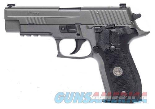 SIG SAUER P226 LEGION 9MM 15+1 DA/SA  Guns > Pistols > Sig - Sauer/Sigarms Pistols > P226