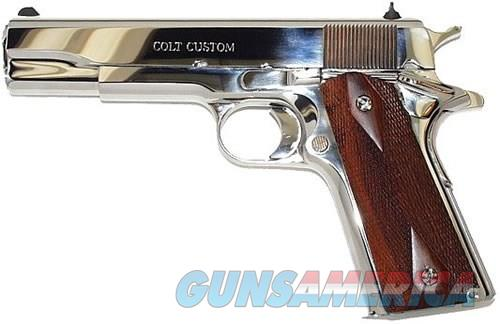 "COLT GOVERNMENT 38SPR POLISH SS 5"" 38 Super  Guns > Pistols > Colt Automatic Pistols (1911 & Var)"