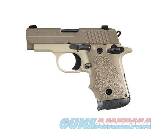 SIG SAUER P238 380ACP DESERT TAN SLITE  Guns > Pistols > Sig - Sauer/Sigarms Pistols > P238