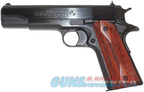 Colt Government 38 Super O2991  Guns > Pistols > Colt Automatic Pistols (1911 & Var)
