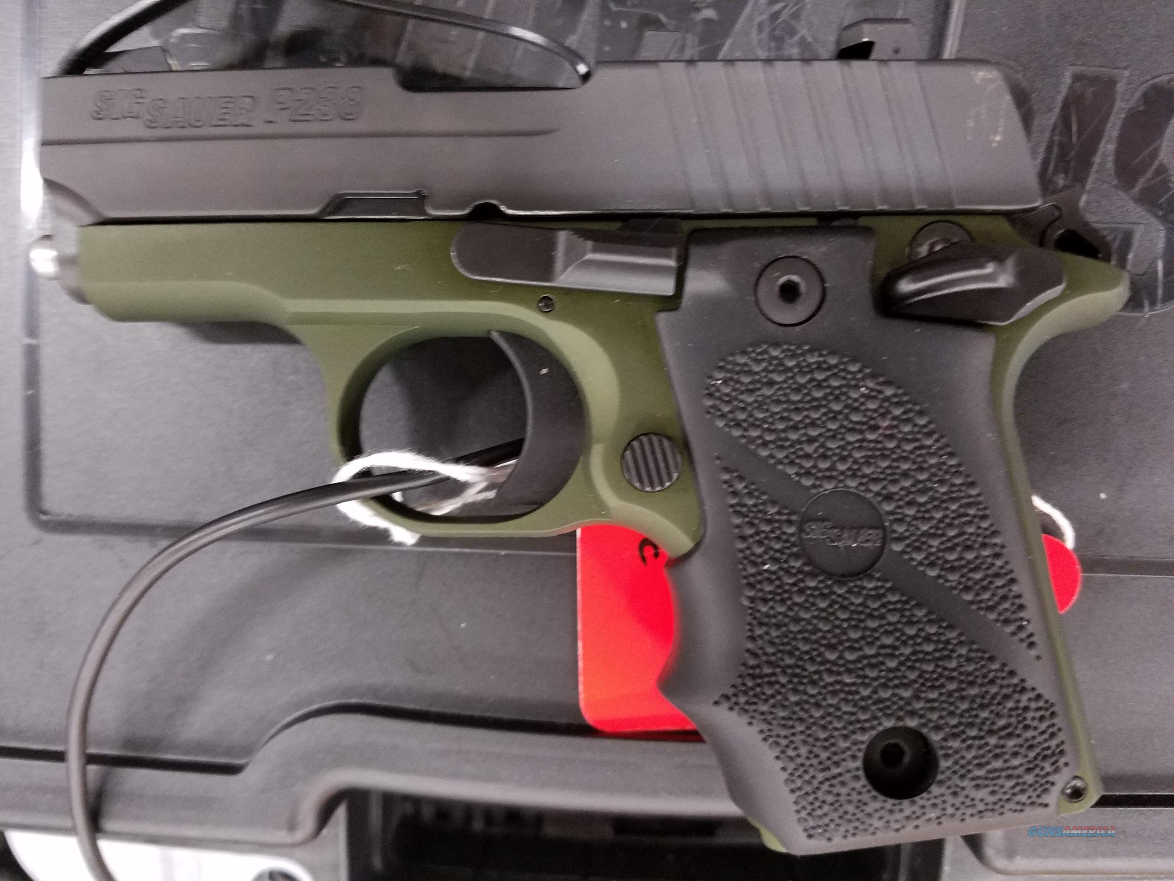 SIG SAUER P238 ARMY  Guns > Pistols > Sig - Sauer/Sigarms Pistols > P238