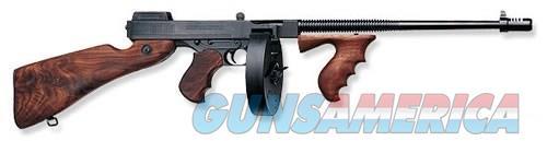 AUTO ORDINANCE THOMPSON 1927A1 DLX 45ACP 50RD INCLUDES 50 ROUND DRUM  Guns > Rifles > Auto Ordnance Rifles