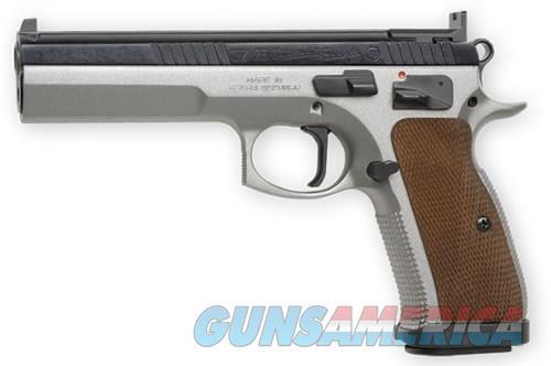 CZ 75 TACT SPORT 9MM 20+1 5.4  Guns > Pistols > CZ Pistols