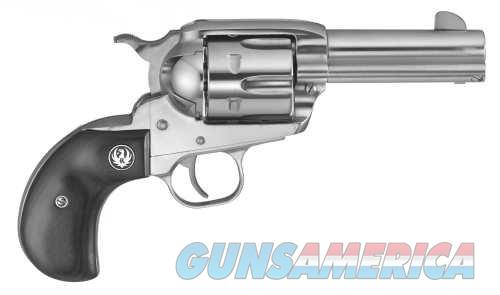 "RUGER VAQUERO BRDS HD 45ACP SS 3.75"" 5152 BLACK LAMINATE GRIPS 45 ACP  Guns > Pistols > Ruger Single Action Revolvers > Cowboy Action"