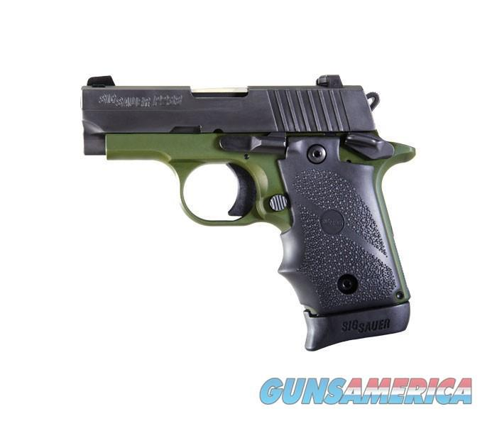 SIG SAUER P238 ARMY 380ACP NIT/GRN SLITE 238-380-AGF  Guns > Pistols > Sig - Sauer/Sigarms Pistols > P238