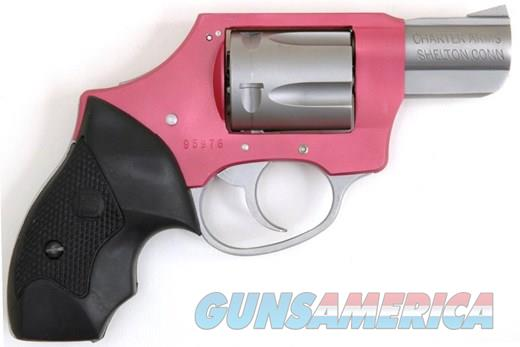 Charter Arms Pink Lady 38 Special 53831  Guns > Pistols > Charter Arms Revolvers