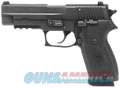 SIG SAUER W220-45-SP P220 MILITARY SPC PISTOL .45 ACP 4.4IN-8RD-BLACK  Guns > Pistols > Sig - Sauer/Sigarms Pistols > P220