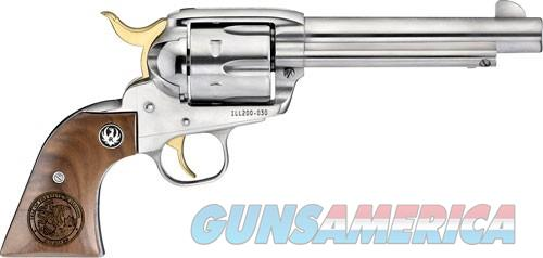 """RUGER VAQUERO .45LC 5.5"""" FS S/S IL. BICENTENNIAL 1 OF 500  Guns > Pistols > Ruger Single Action Revolvers > Cowboy Action"""