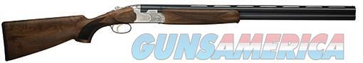 """BERETTA 686 SLVR PGN I 20/28 BL/WD 3"""" J6863K8 WALNUT STOCK  Guns > Shotguns > Beretta Shotguns > O/U > Trap/Skeet"""