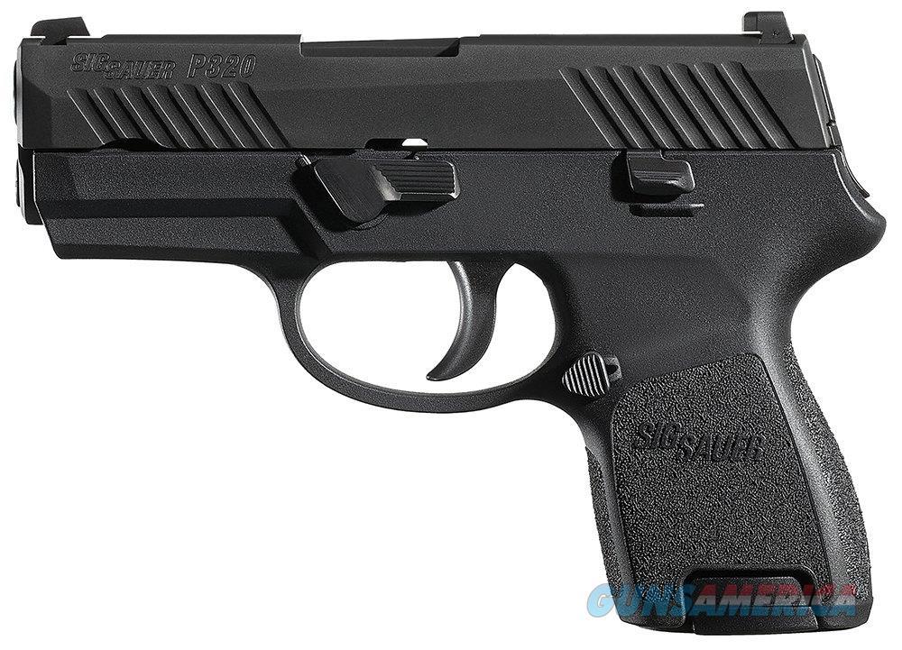 "SIG SAUER P320 SUBCOMPACT DAO 9MM 3.6"" 12+1  Guns > Pistols > Sig - Sauer/Sigarms Pistols > P320"