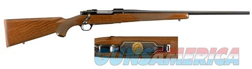 RUGER HAWKEYE 50TH ANNIVERSARY 243WIN  Guns > Rifles > Ruger Rifles > Model 77