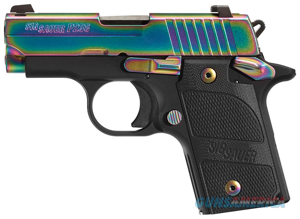 SIG SAUER P238-380-EDGE  Guns > Pistols > Sig - Sauer/Sigarms Pistols > P238