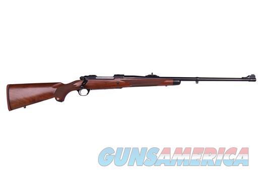 RUGER HAWKEYE AFRICAN 6.5X55 BL/WD 47186 6.5 x 55mm  Guns > Rifles > Ruger Rifles > Model 77
