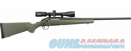 RUGER AMERICAN PREDATOR  6.5CR  MOSS GREEN  Guns > Rifles > Ruger Rifles > American Rifle