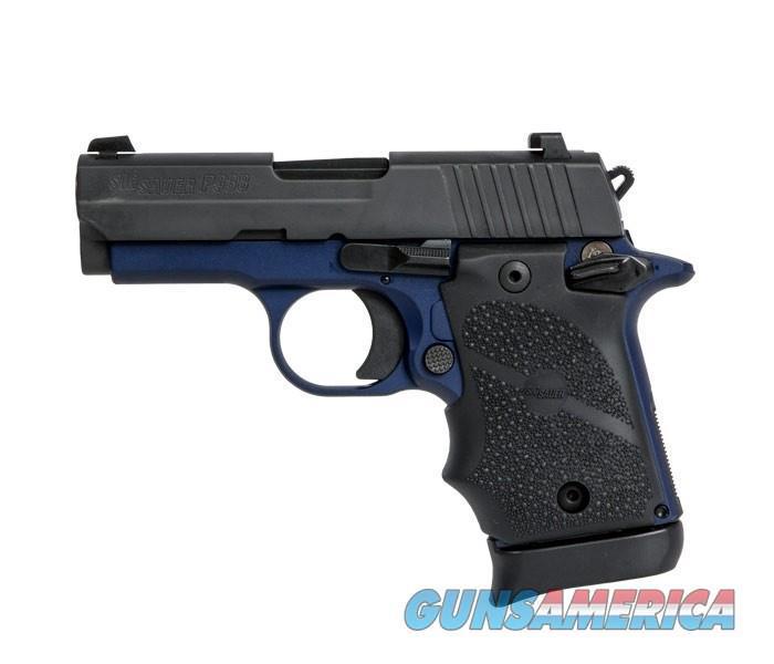 SIG SAUER P238 NAVY 380ACP NIT/NVY SLITE 238-380-NBF  Guns > Pistols > Sig - Sauer/Sigarms Pistols > P238
