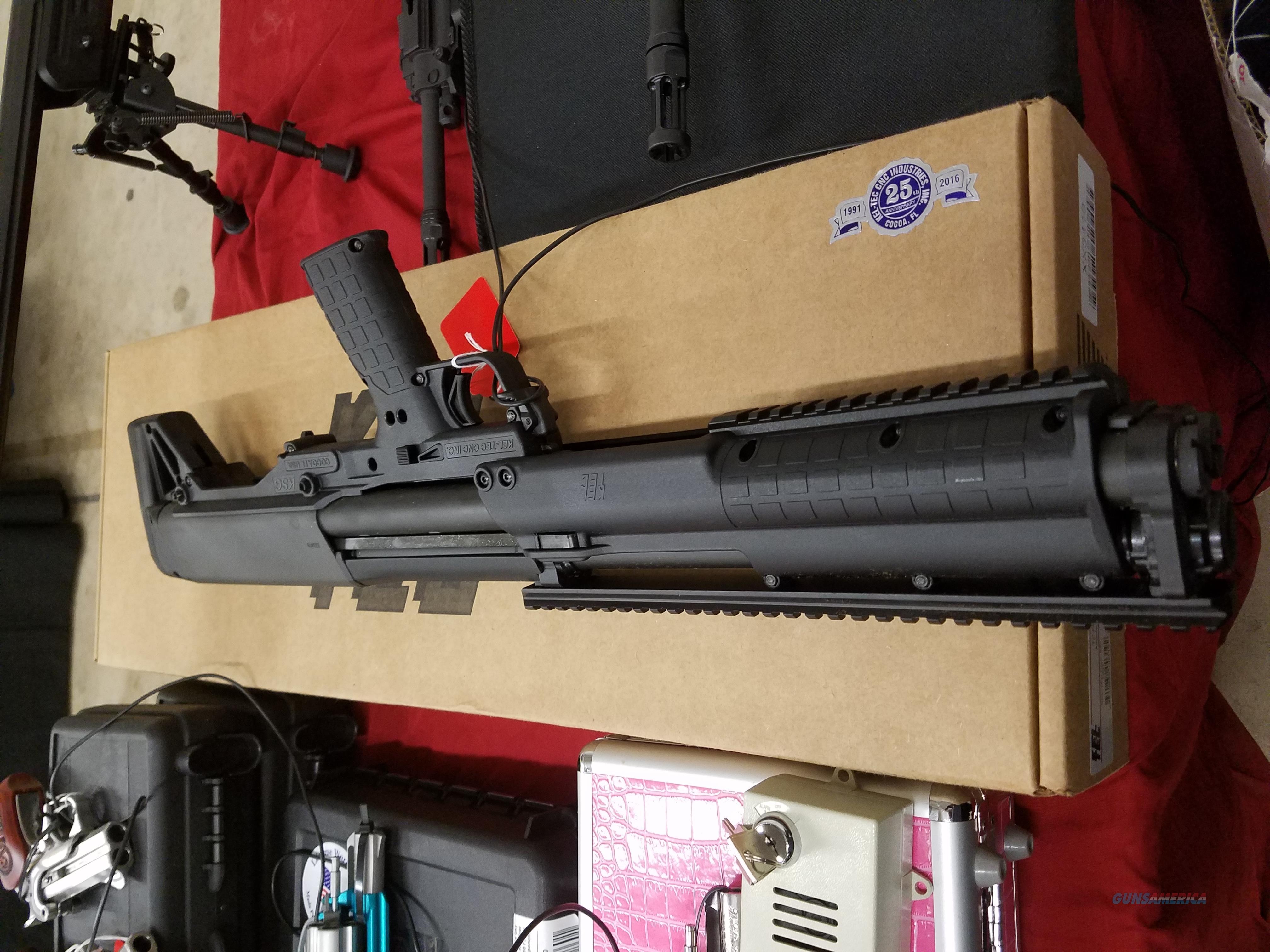 KELTEC KSG 12 GAUGE  Guns > Shotguns > Kel-Tec Shotguns > KSG