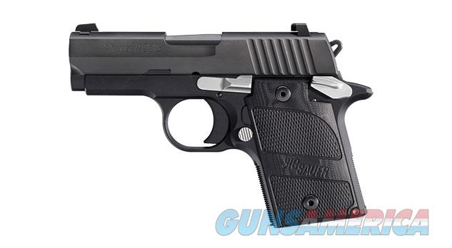 Sig Sauer P938 Nightmare 9MM W/ SIGLITE Night Sights  Guns > Pistols > Sig - Sauer/Sigarms Pistols > Other