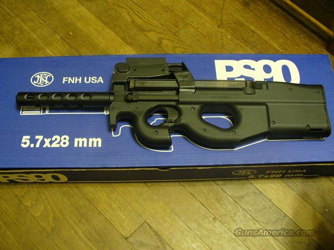 NIB PS90 USG with Extras!  Guns > Rifles > FNH - Fabrique Nationale (FN) Rifles > Semi-auto > PS90