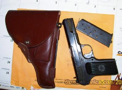 TOKAREV TT 33, 7.62X25  Guns > Pistols > Military Misc. Pistols US > Other