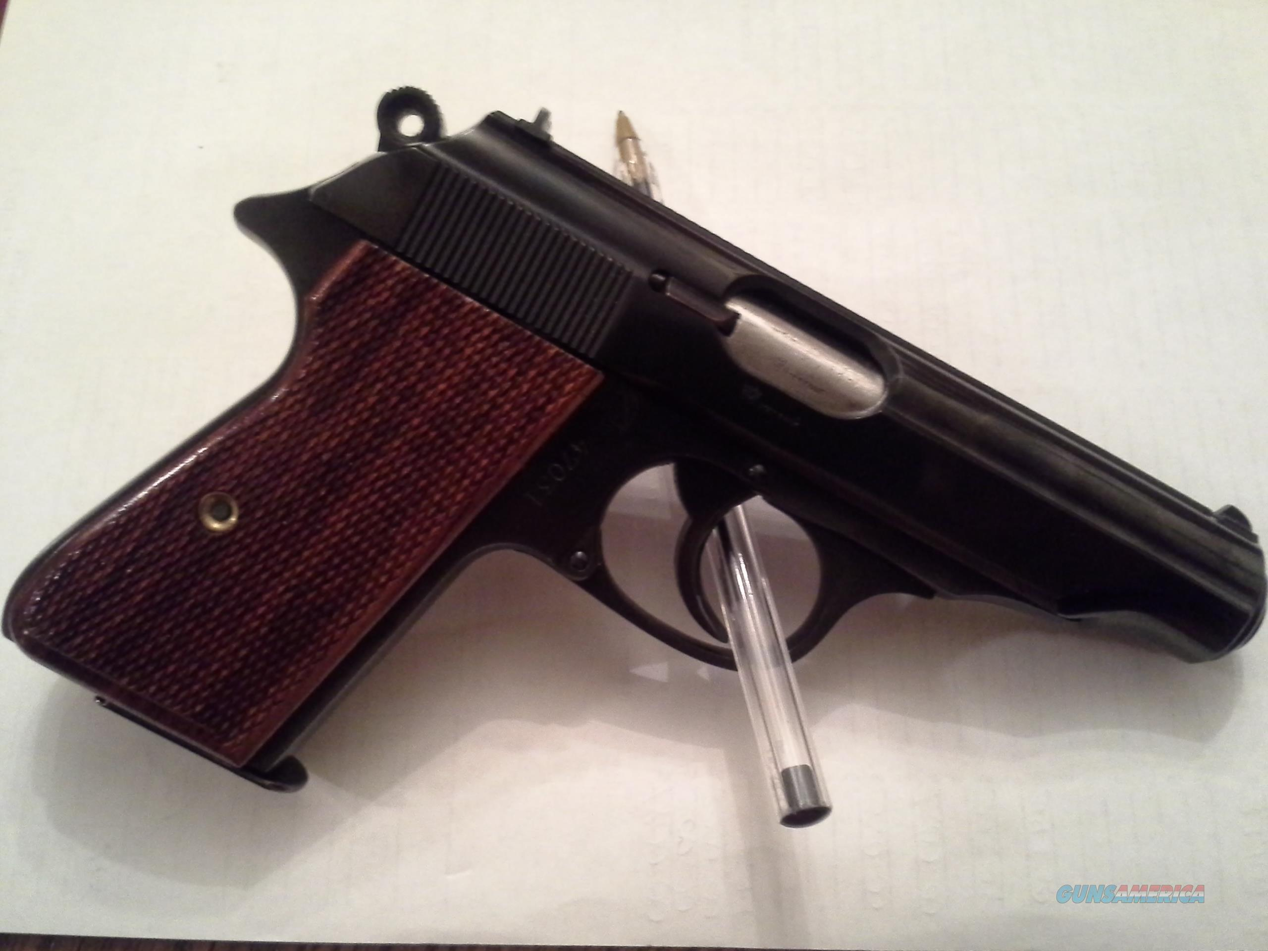 walther pp 32  Guns > Pistols > Walther Pistols > Post WWII > PPK Series